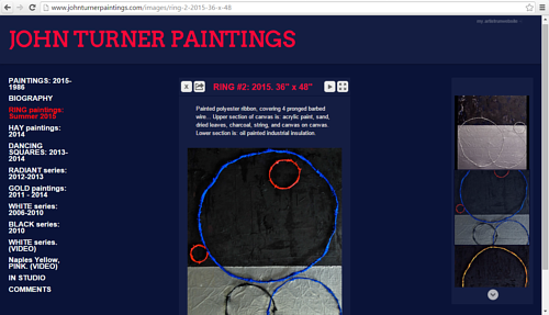 The gallery of Ring paintings on John Turner's website
