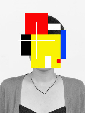 Deep Face by Douglas Coupland, 2015