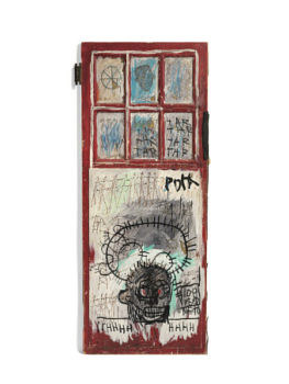 Pork, by Jean-Michel Basquiat