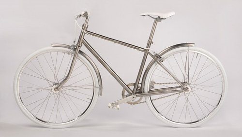 One of Ai Weiwei's Untitled Bicycles