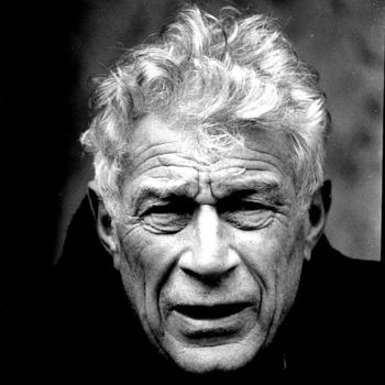 A photograph of John Berger
