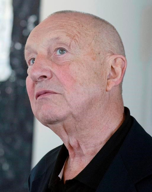 A photo of Georg Baselitz