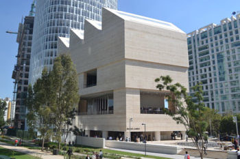 A 2013 photo of the Museo Jumex in Mexico City
