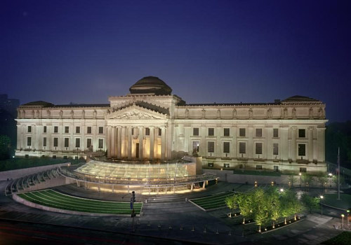 A photo of the Brooklyn Museum