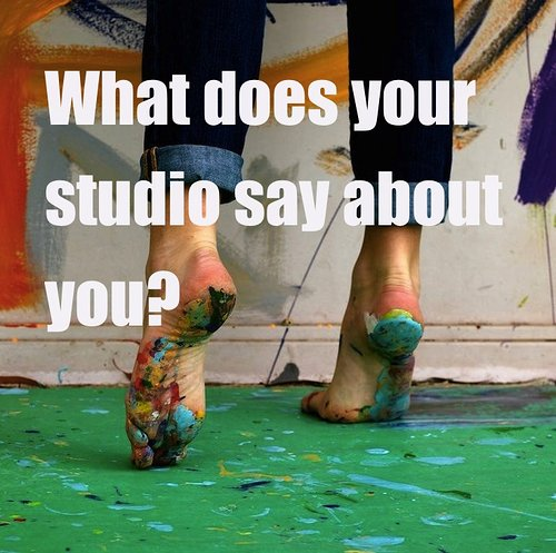 What does your studio say about you?