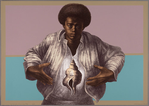 Sound of Silence by Charles White