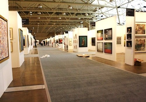 Art Fair Hall