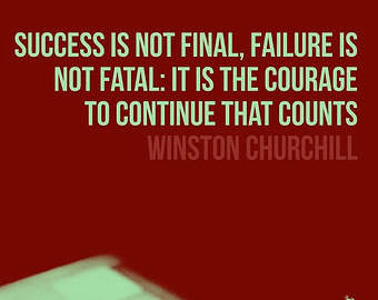 image with text by winston churchill