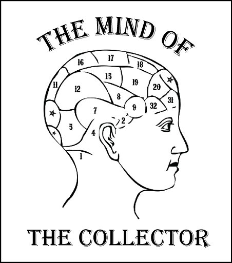The mind of the collector