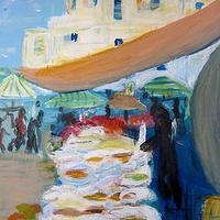 Market by Carolyn Bonier