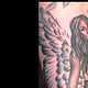 Angel Pin Up Tattoo Kelowna B.C. by Erin  Burge