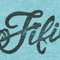 Fifilabelle - Business Logo Stamp by ROSE WILLIAMS