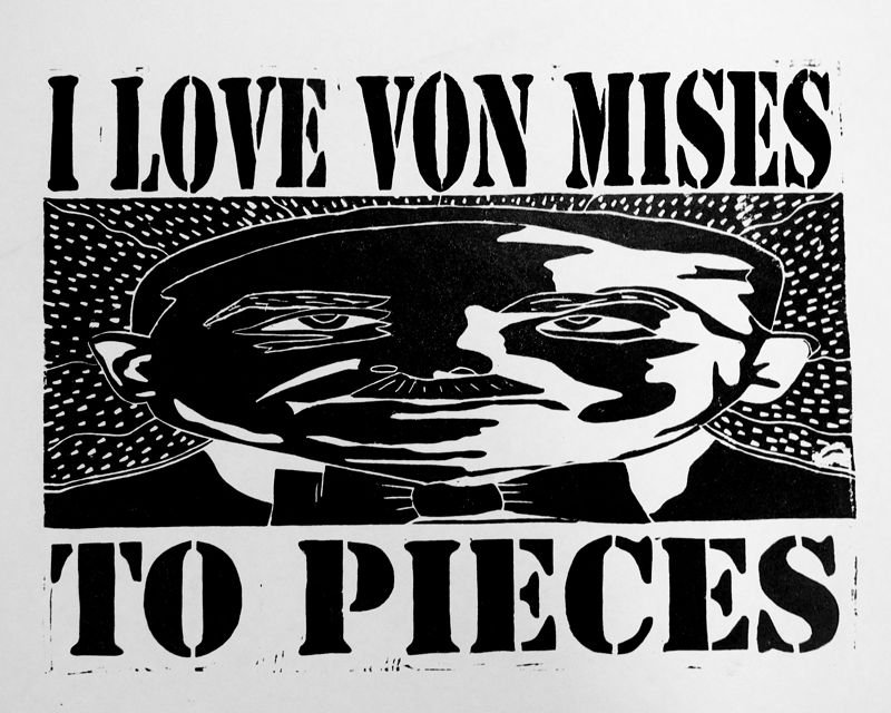 Von Mises by Phil Cummings