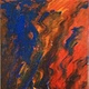 Acrylic painting Fire Dance 3 by Kenneth Raaf