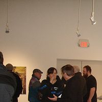 Solo Exhibition at Casa Gallery in Lethbridge by Rick Gillis