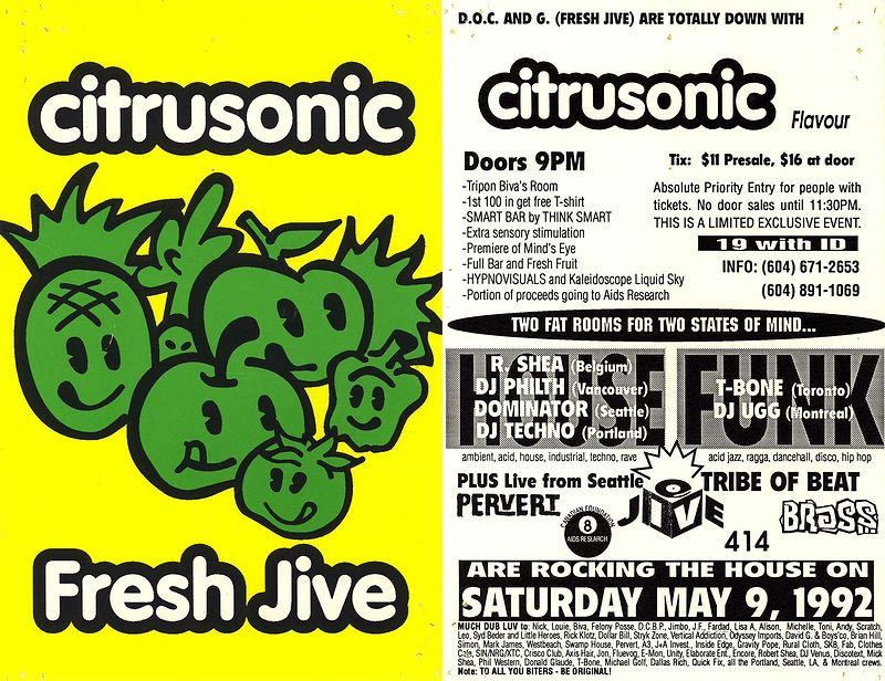 Citrusonic! by Robert Shea