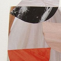Mixed-media artwork I AM 03 by Stephanie Cormier