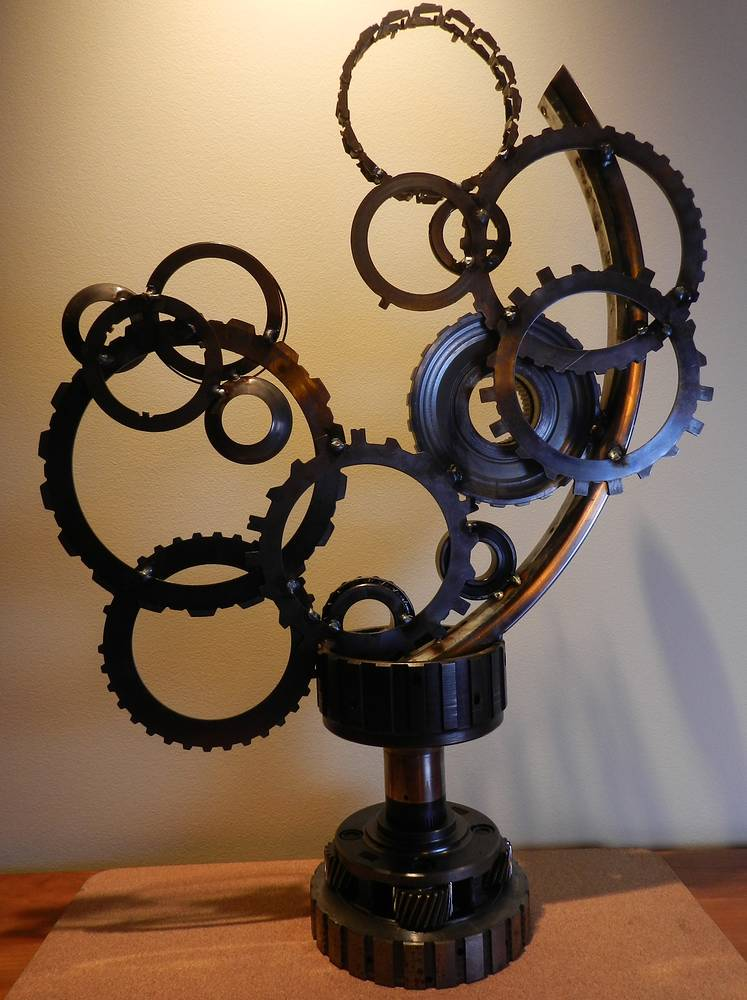 Giving you the Gears-View2 by Karen Holland