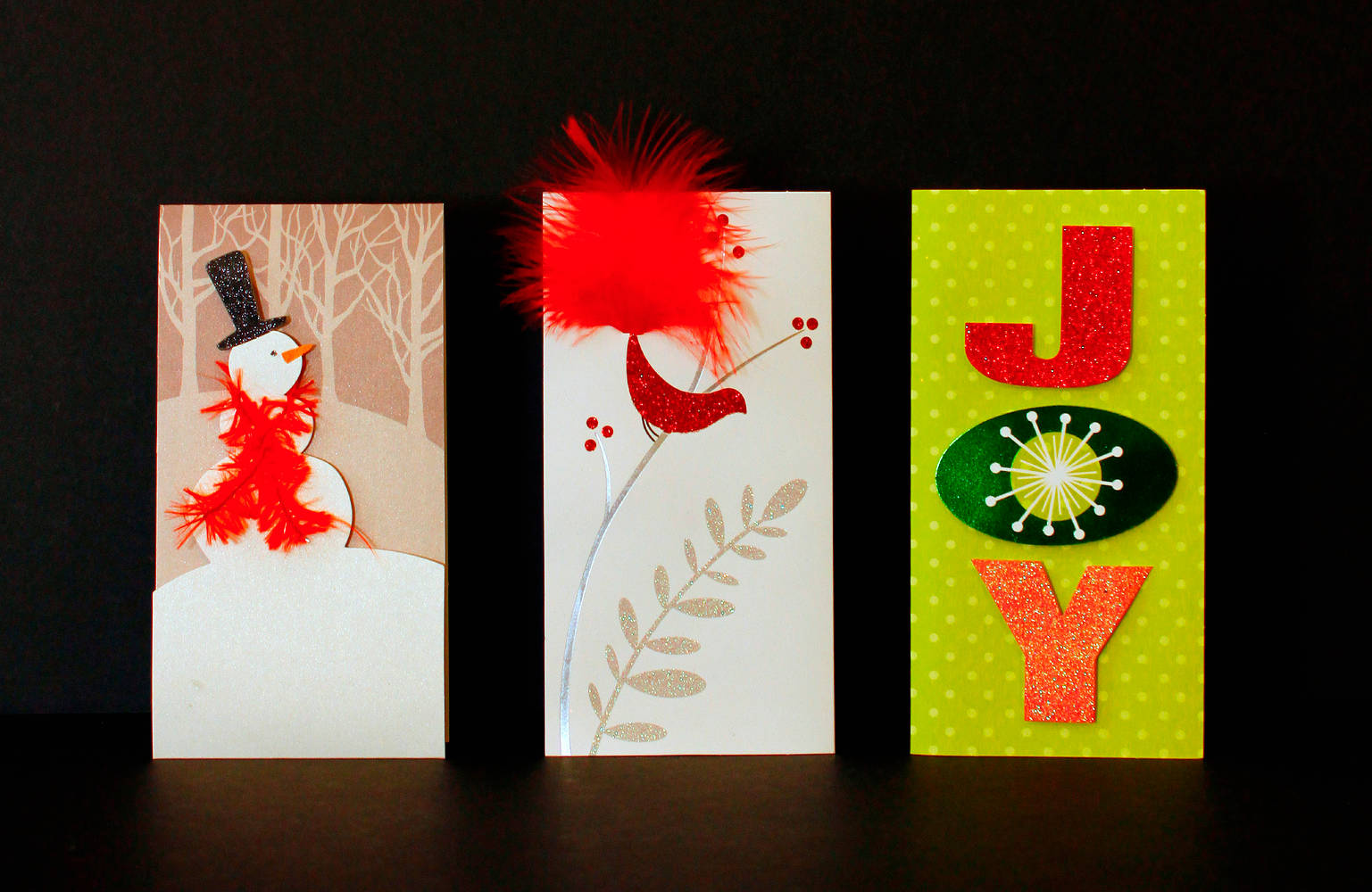 Deluxe Christmas Cards: American Greetings by Valerie Lesiak