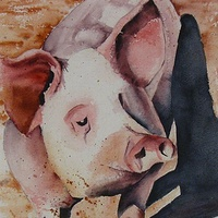 Pig by Jacquie Manning