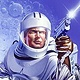 The Further Adventures of Lucky Starr-Isaac Asimov by Steve Ferris