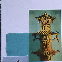 Temple/Tower by Susan Gransby