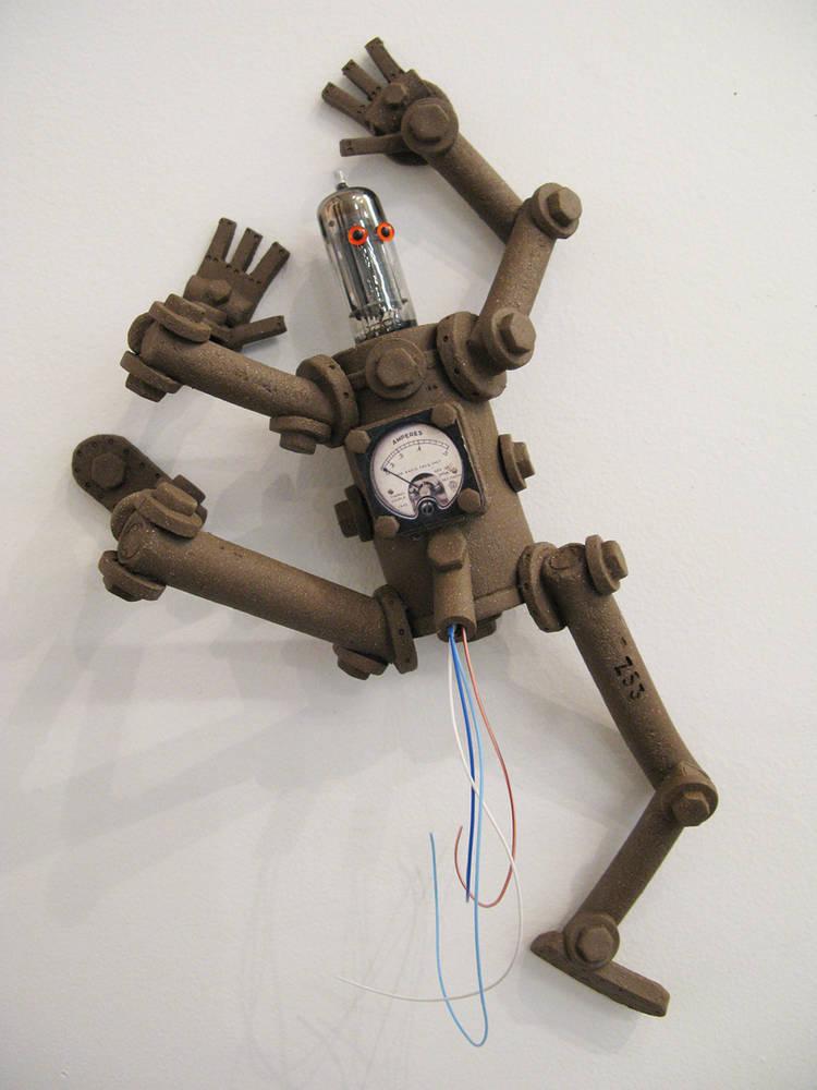 Wall Bot by John  Brickels