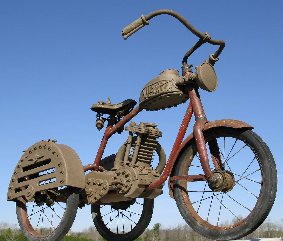 Steampunk Trike by John  Brickels