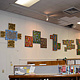 New Milford Library show by Ron Crowcroft