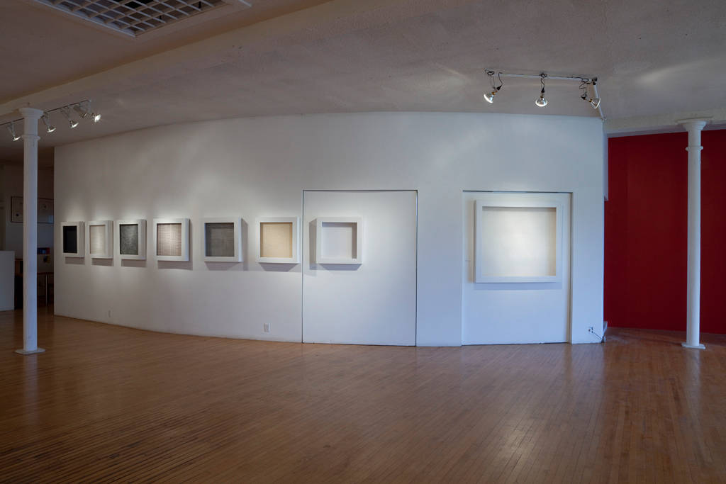 Drawing Journey Series - Installation view by Maria Z Madacky