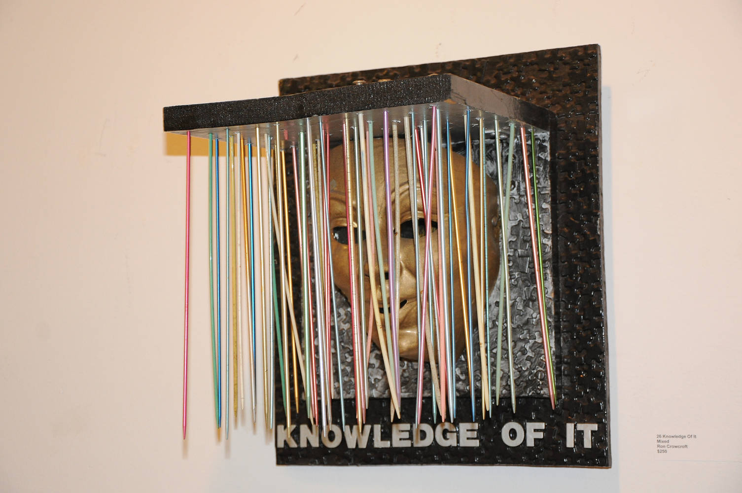 Knowledge Of It by Ron Crowcroft