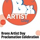 Bronx Artist Day Program Outside by Leenda Bonilla