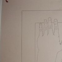 Drawing Hands Drawing Each Other by Matt Kantor