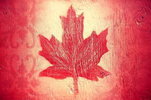 O'Canada by Carly Jaye Smith