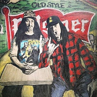 Acrylic painting Terry N Deaner by Carly Jaye Smith