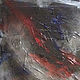 Acrylic painting Passion #8 by Kenneth Raaf