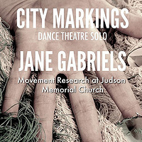 City Markings by Jane Gabriels by Leenda Bonilla
