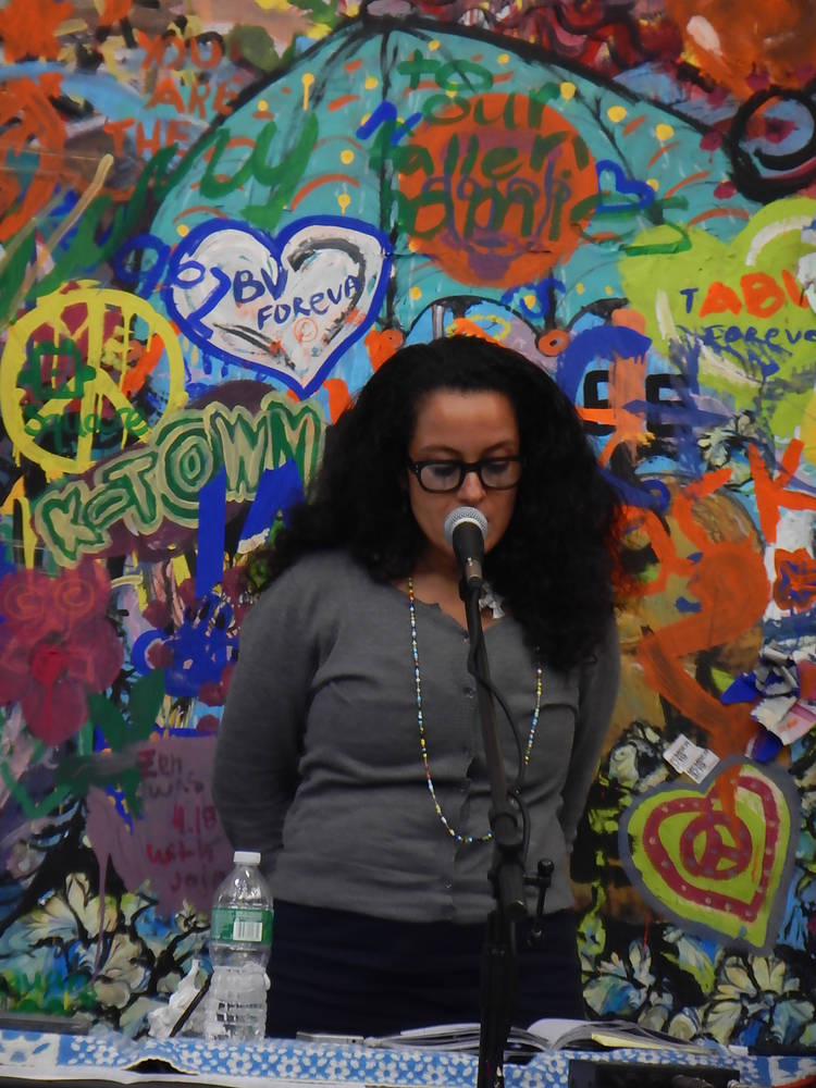 MainLAND_Mix at the New Museum 4-19-14 by Leenda Bonilla