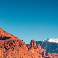 Fisher Towers by William Kent