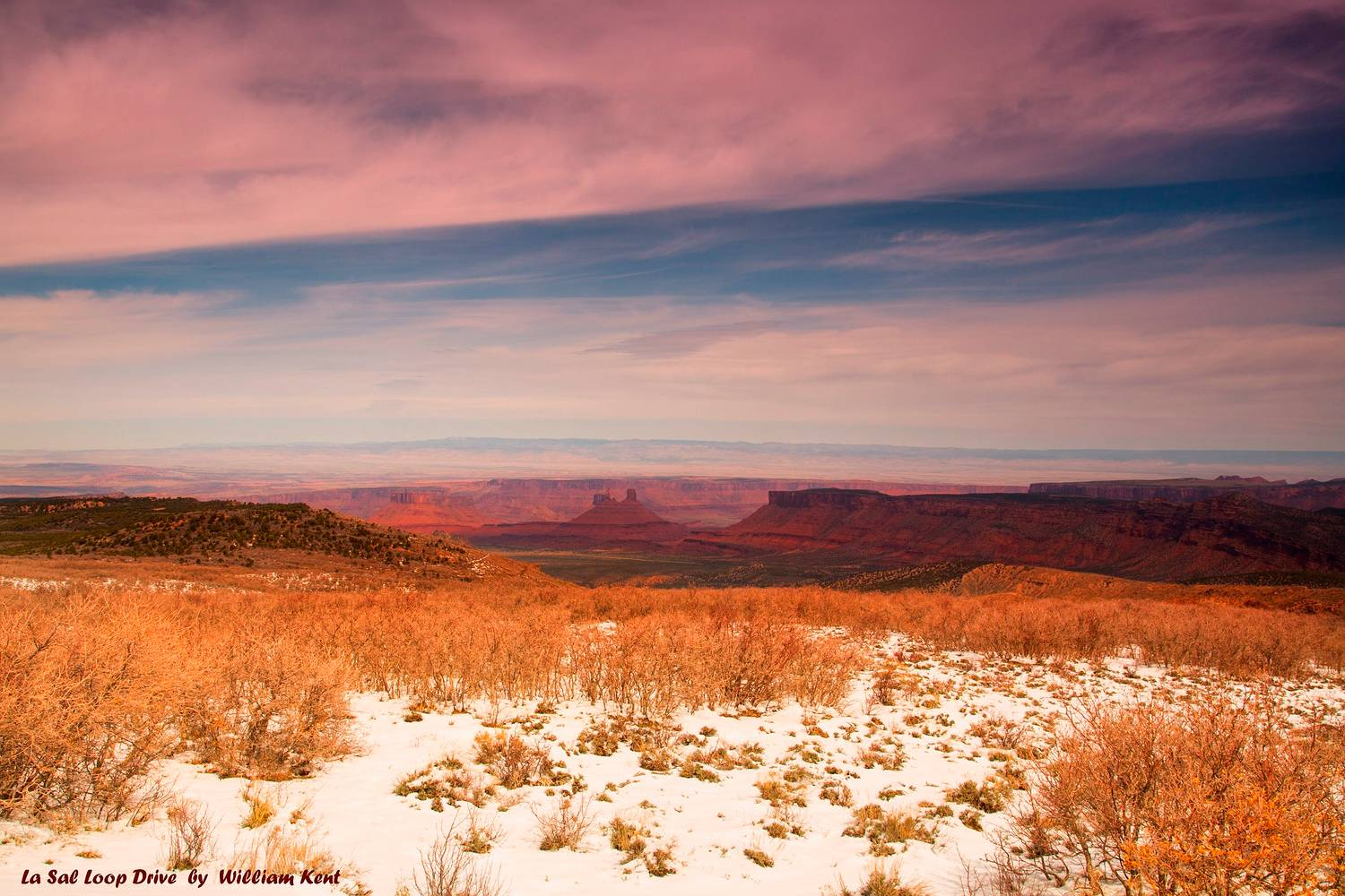 La Sal Loop 1 by William Kent