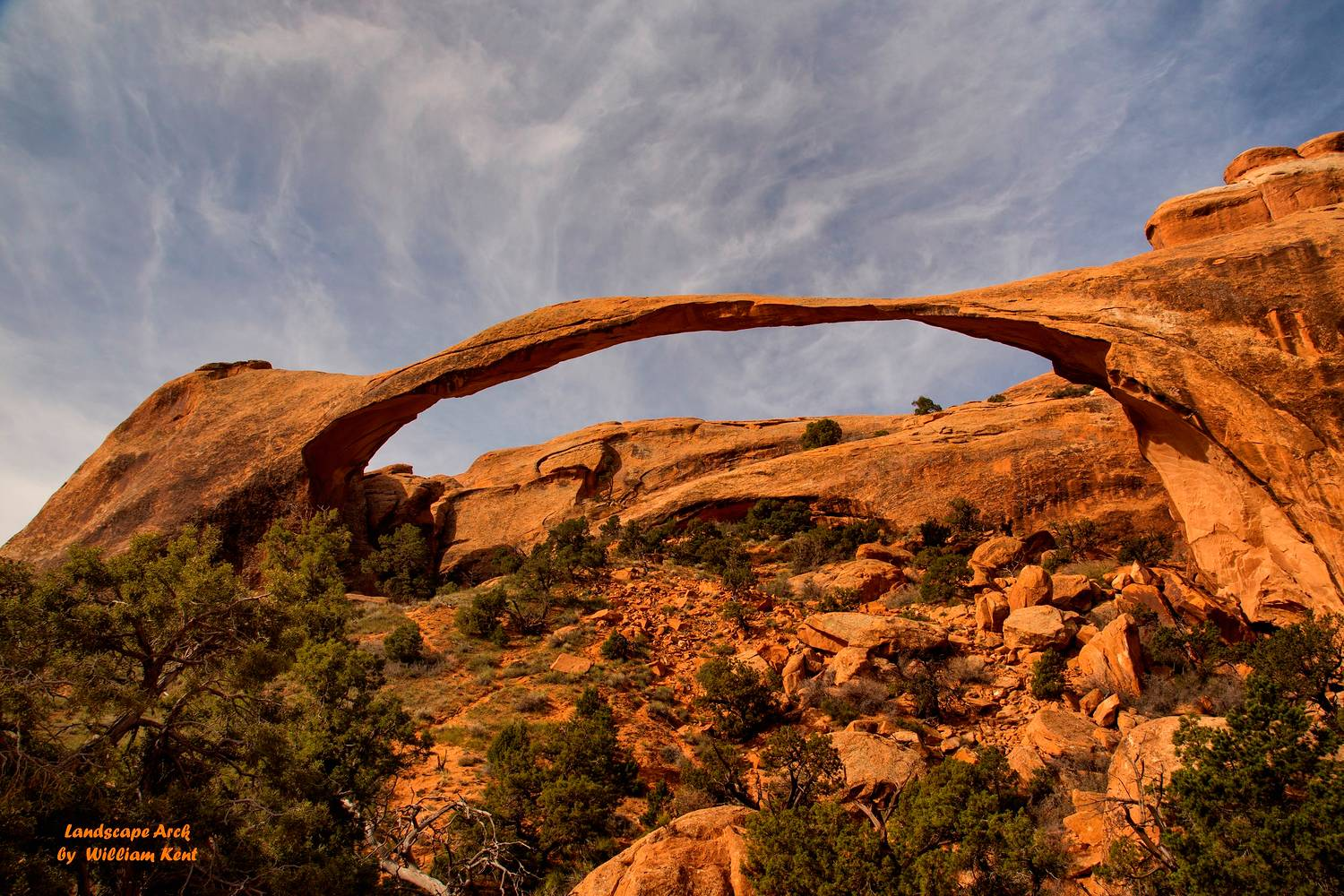 Landscape Arch by William Kent