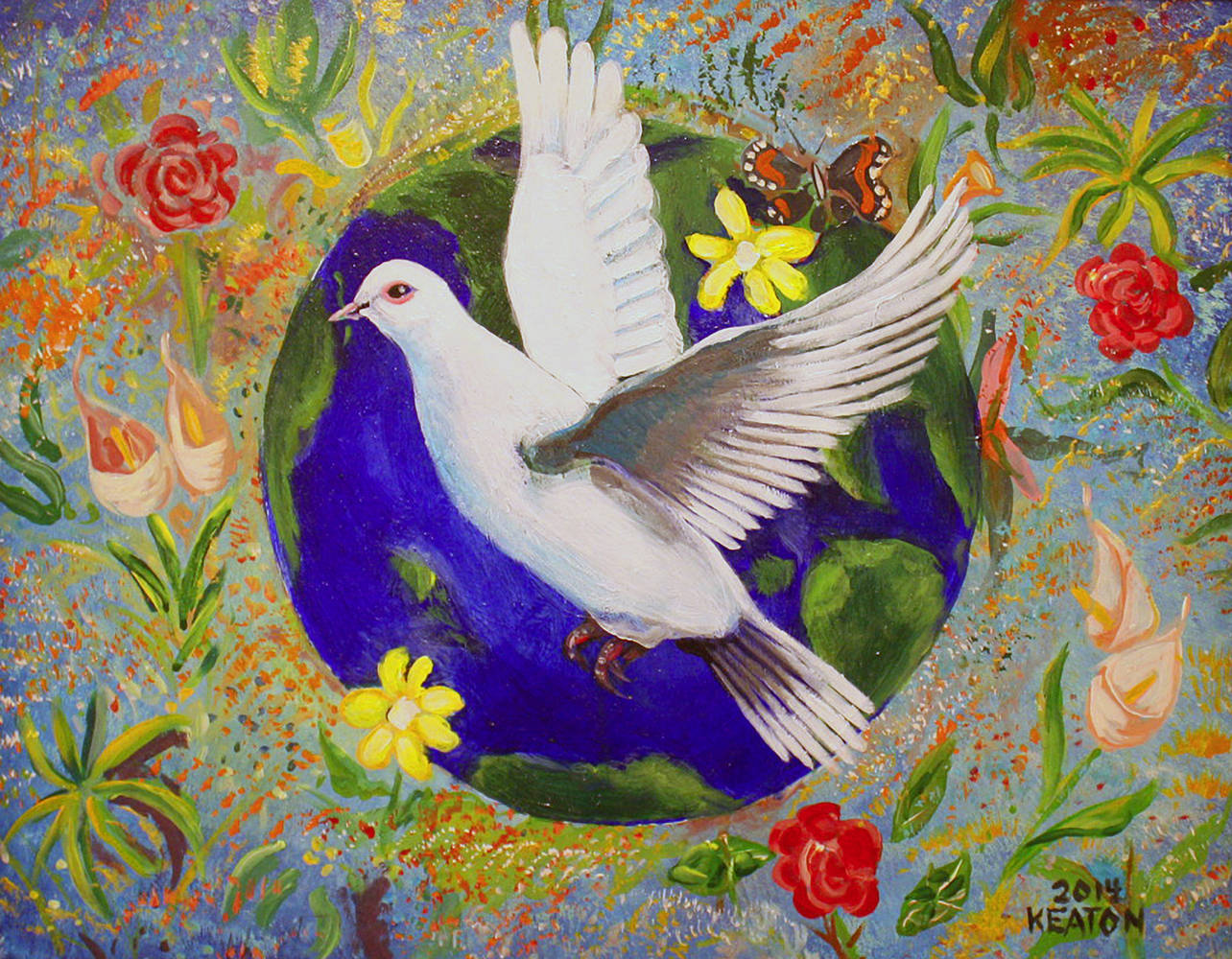 Peace Flight by John Keaton