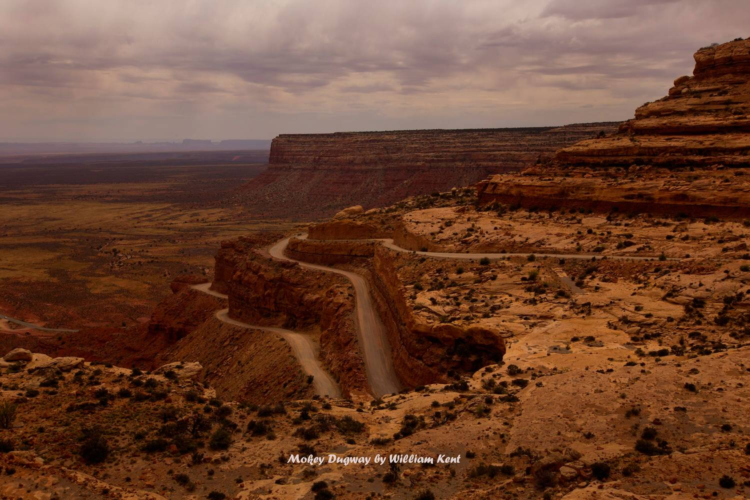 Mokey Dugway by William Kent