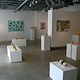 """Glancing Blows"" at Slate Gallery, Regina SK Canada by Belinda Harrow"