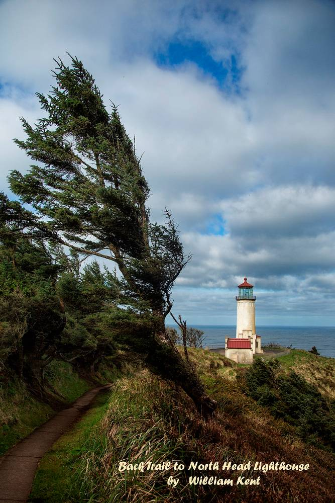 North Head Lighthouse by William Kent