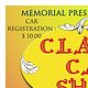 Classic Car Show Flyer by John Keaton
