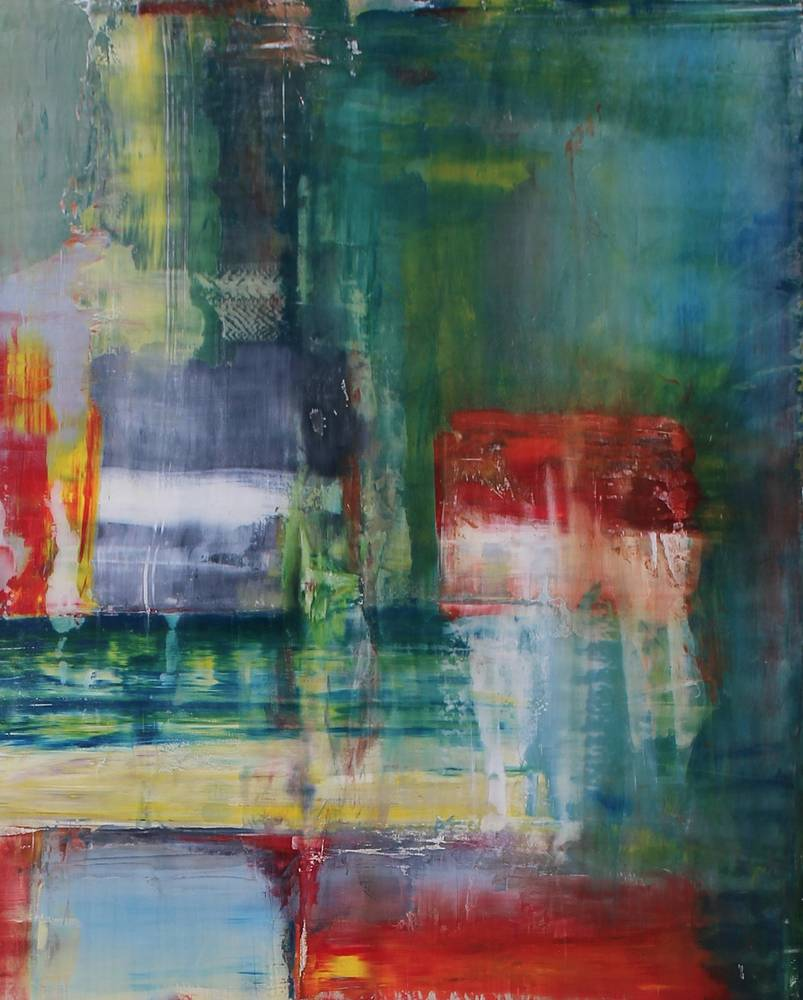 SOLD - Nuclear by Paul Catalanotto