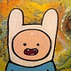 Adventure Time - Finn by Isaac Carpenter