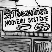 Drawing Beaubien Nouveau Systeme by Graham Hall