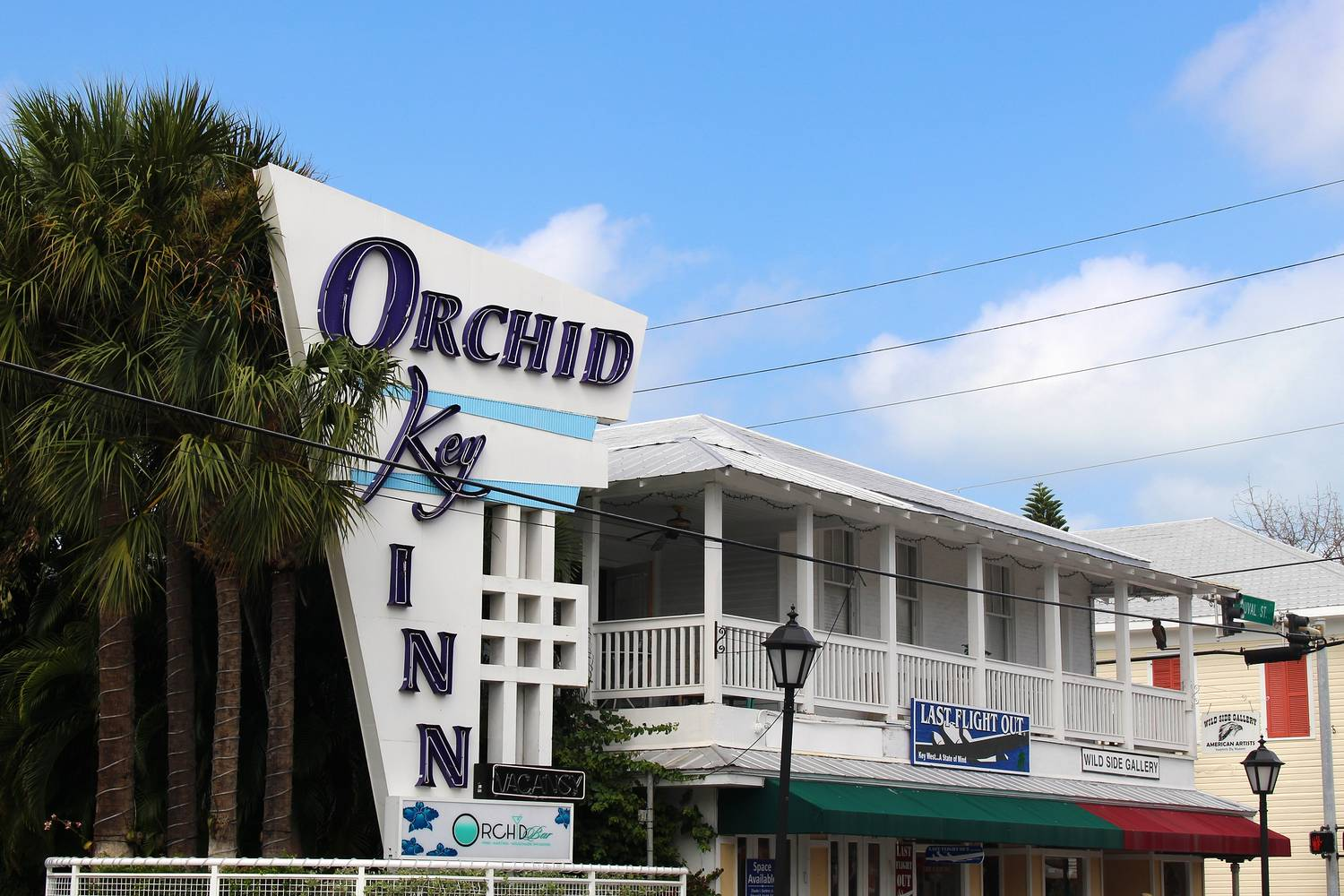 orchid hotel by Evan Fowler